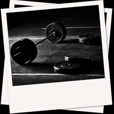 Crossfit - Polaroid